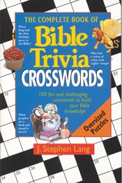The Complete Book of Bible Trivia Crossword Puzzles