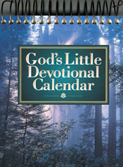 God's Little Devotional Calendar