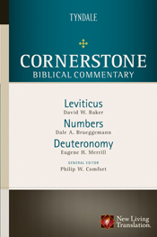 Leviticus, Numbers, Deuteronomy