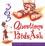 365 Questions Kids Ask 2000 Calendar