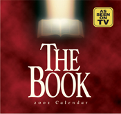 The Book 2001 Calendar