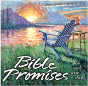 Bible Promises for Each New Day 2001 Calendar