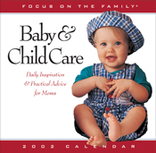 Baby and Child Care 2002 Calendar