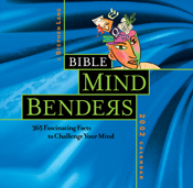 Bible Mind Benders 2002 Calendar