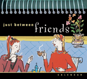 Just Between Friends Calendar