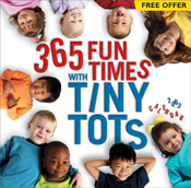 365 Fun Times with Tiny Tots 2003 Calendar