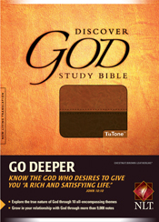 The Discover God Study Bible