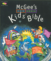 McGee's New Media Kids' Bible CD-ROM
