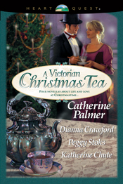 A Victorian Christmas Tea