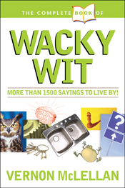 The Complete Book of Wacky Wit