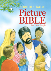 The Picture Bible for Little People (w/o handle)