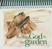 Find God in the Garden