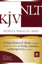 People's Parallel Edition KJV/NLT