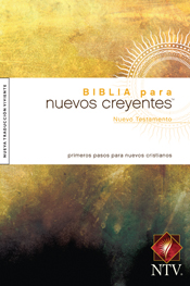 Biblia para nuevos creyentes Nuevo Testamento NTV
