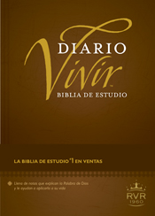 Biblia de estudio Diario vivir RVR60