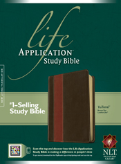 Life Application Study Bible NLT, TuTone
