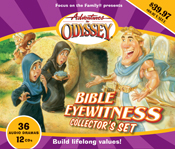 Bible Eyewitness Collector's Set