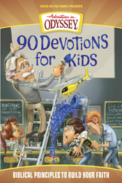 90 Devotions for Kids