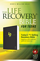 The Life Recovery Bible for Teens NLT, Personal Size