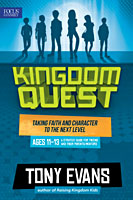 Kingdom Quest: A Strategy Guide for Tweens and Their Parents/Mentors