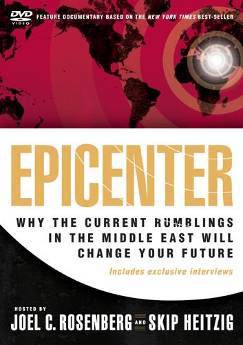 Epicenter DVD by Joel C. Rosenberg