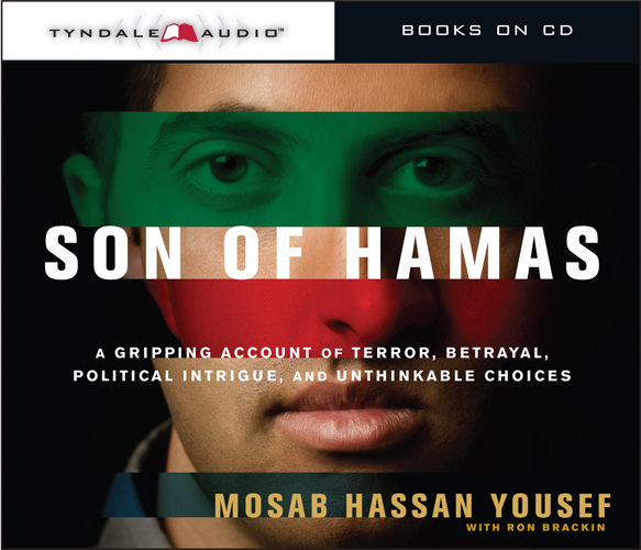 Mosab Hassan Yousef, the son of Hamas: a crocodile running away from rain to seek refuge in the river.