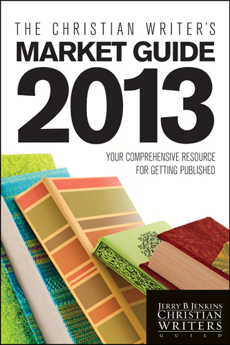 The 2013 Christian Market Writers Guide