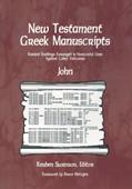 Cover: New Testament Greek Manuscripts: John