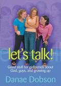 Cover: Let's Talk!