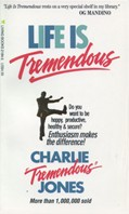 Cover: Life Is Tremendous