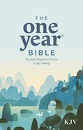 Cover: The One Year Bible KJV
