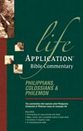 Cover: Philippians, Colossians, & Philemon