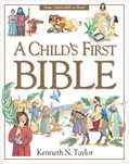 Cover: A Child's First Bible