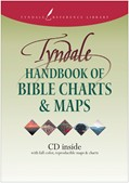 Cover: Tyndale Handbook of Bible Charts and Maps