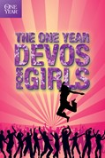 Cover: The One Year Devos for Girls