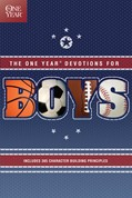 Cover: The One Year Devotions for Boys