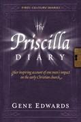 Cover: The Priscilla Diary