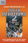 Cover: The One Year Josh McDowell's Youth Devotions 2
