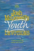 Cover: The One Year Josh McDowell's Youth Devotions