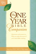 Cover: The One Year Bible Companion