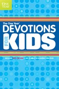 Cover: The One Year Devotions for Kids #1