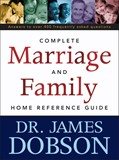 Cover: The Complete Marriage and Family Home Reference Guide