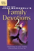 Cover: The One Year Josh McDowell's Family Devotions 2