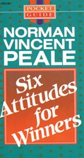 Cover: Six Attitudes for Winners