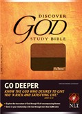 Cover: The Discover God Study Bible NLT