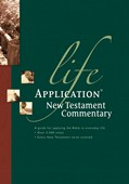 Cover: Life Application New Testament Commentary