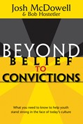 Cover: Beyond Belief to Convictions