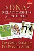 Cover: The DNA of Relationships for Couples
