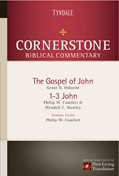 Cover: The Gospel of John, 1-3 John