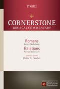 Cover: Romans, Galatians